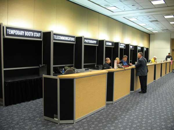 Moscone Convention Staffing